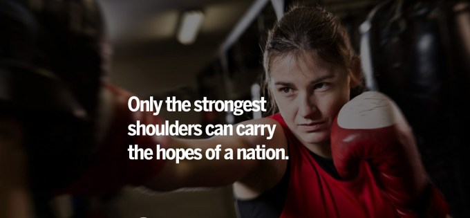 Katie Taylor Quote