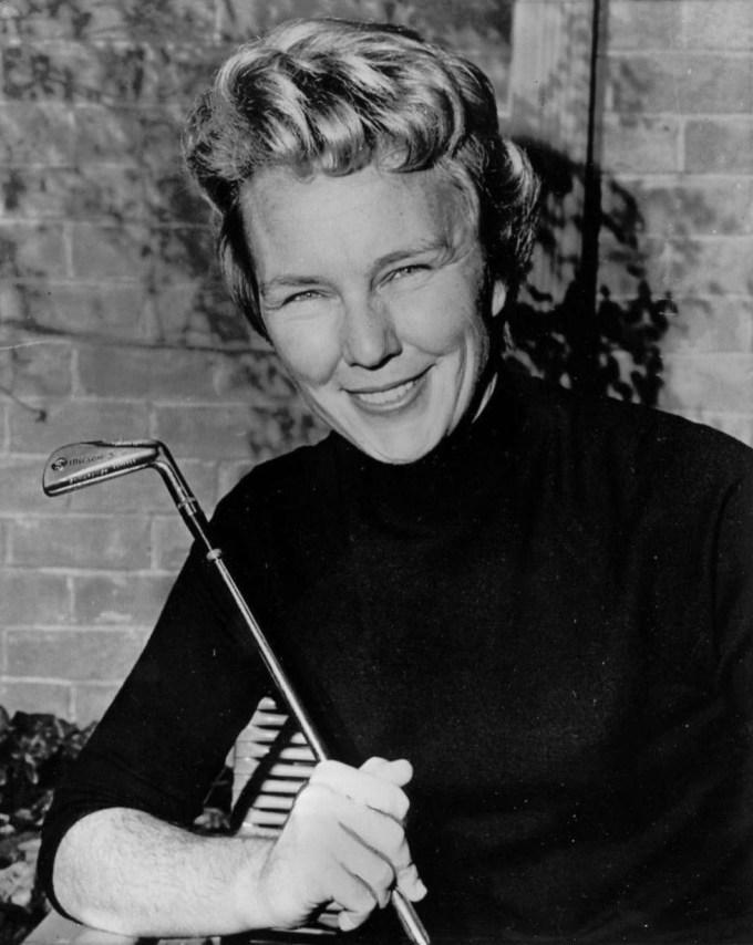 Mickey Wright 1965 - Greatest Female Golfers