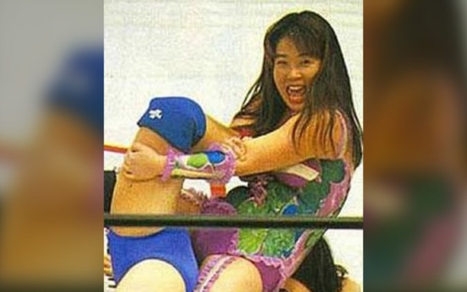 Plum Mariko died in the ring