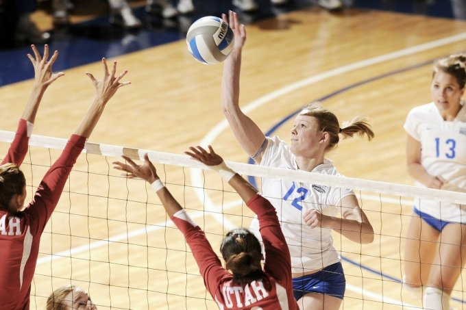 Women's Sports - Volleyball