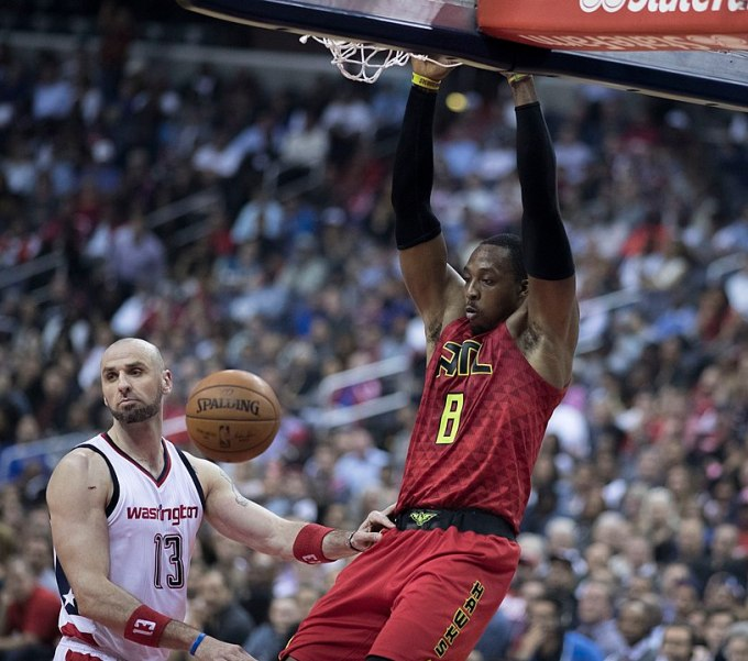 Dwight Howard's NBA Career with the Hawks in 2017
