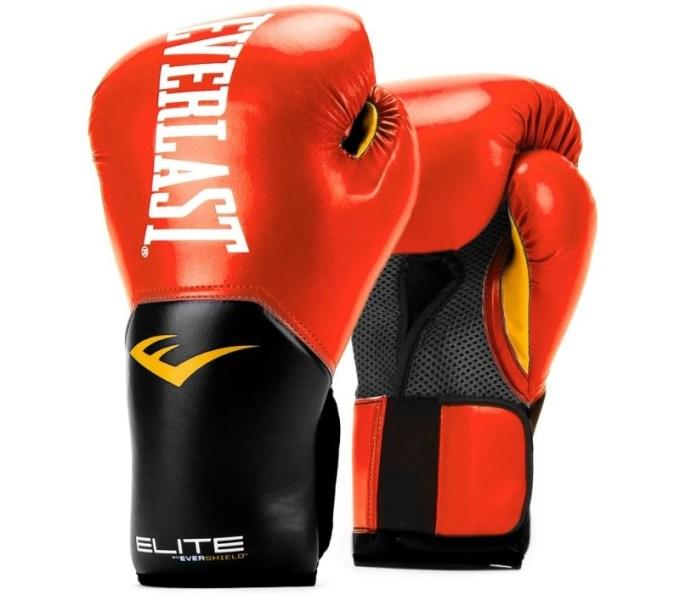 Everlast Elite Pro Style Boxing Gloves