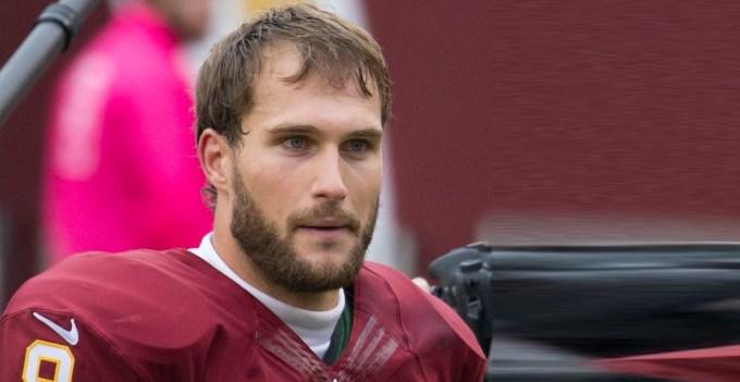 Rich NFL Player – Kirk Cousins