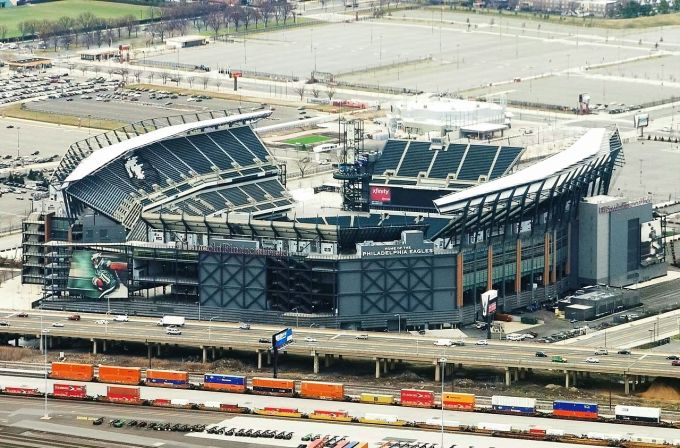 NFL Stadiums by Construction Cost – Lincoln Financial Field