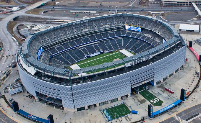 Biggest Nfl Stadium – Metlife Stadium