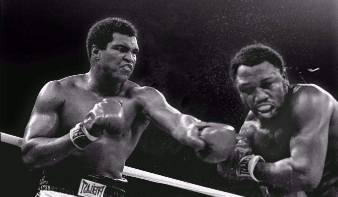 Muhammad Ali's Boxing Record