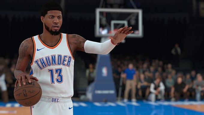 NBA 2K18 Video Game