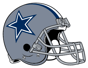 Dallas Cowboys Logo/Helmet Image