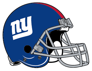 New York Giants Logo/Helmet Image