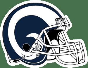 Los Angeles Rams Logo/Helmet Image