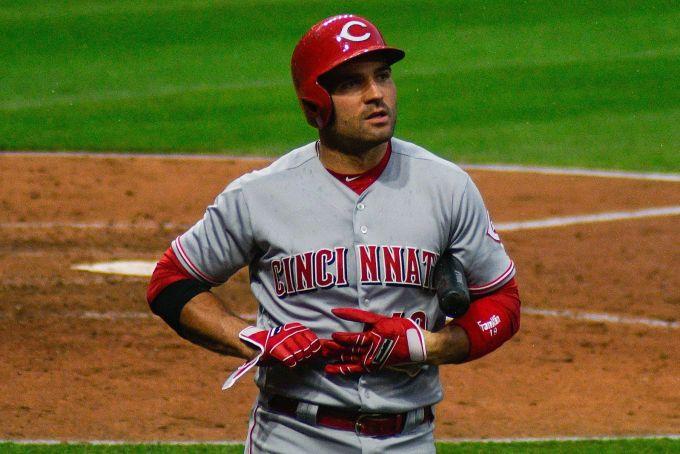 Cincinnati Red's Joey Votto