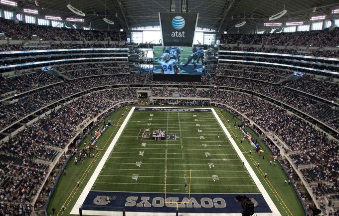 Dallas Cowboys, AT&T Stadium