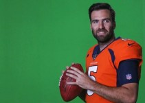 Joe Flacco Net Worth, Salary, Contract