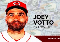 Joey Votto Net Worth, Salary, Contract, Charity