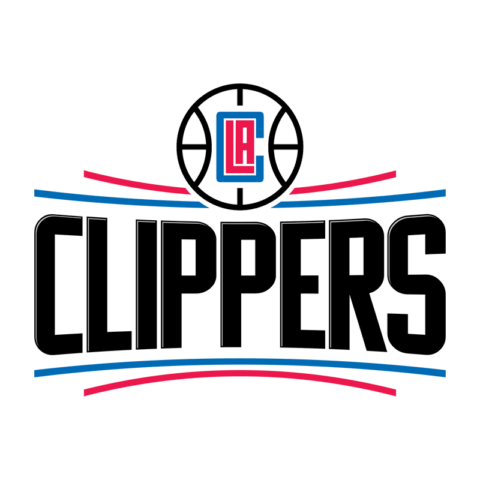 NBA Los Angeles Clippers Transparent Logo