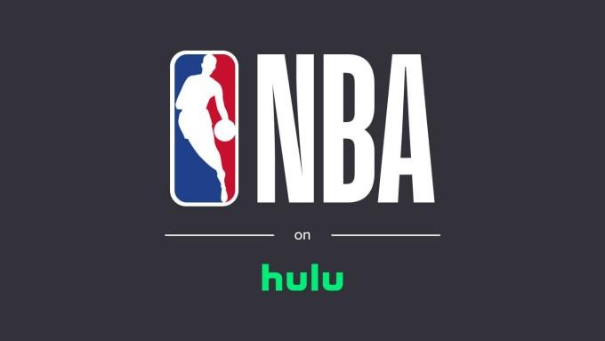 NBA on Hulu Live TV