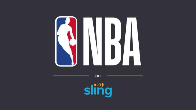 NBA on Sling TV