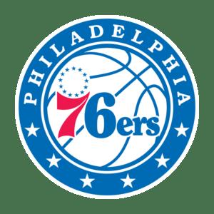 Philadelphia 76ers Transparent Logo