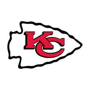 Kansas City Chiefs Team Transparent Logo