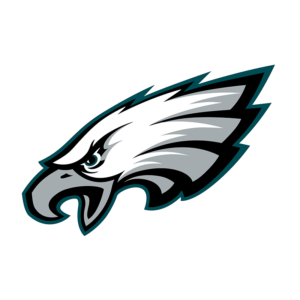 Philadelphia Eagles Team Transparent Logo