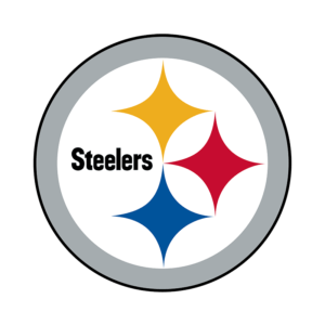 Pittsburgh Steelers Team Transparent Logo