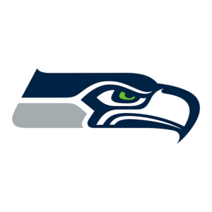 Seattle Seahawks Team Transparent Logo