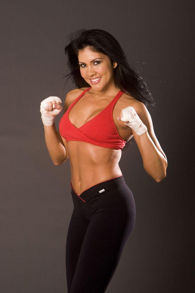 American Professional Boxer Mia St. John