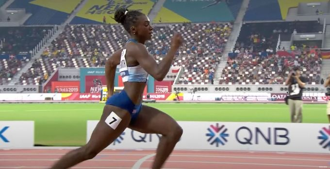 Dina Asher-Smith Biography Facts, Childhood, Career & Personal Life