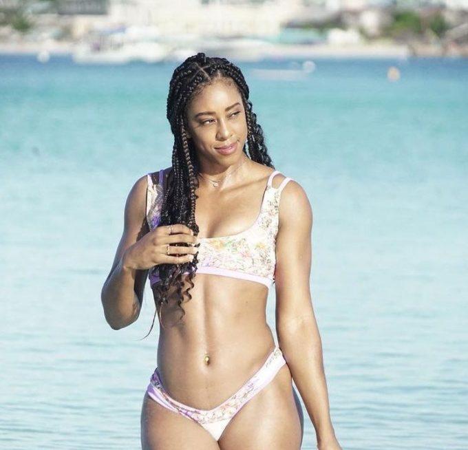 Monique Billings – Beautiful WNBA Player