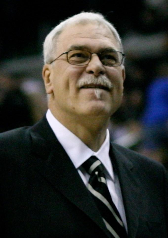 Phil Jackson – Best NBA Coach