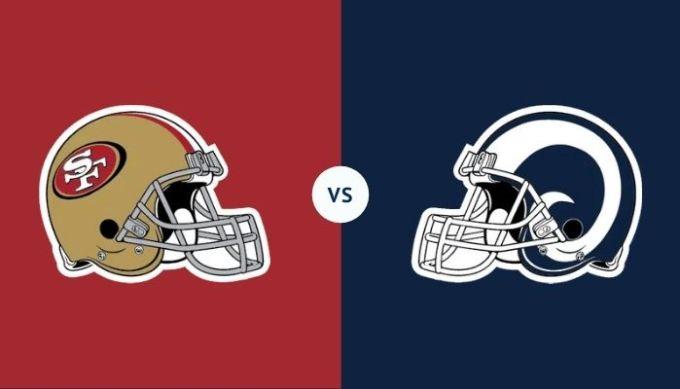 San Francisco 49ers vs Los Angeles Rams