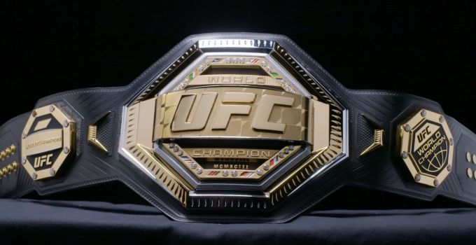 The List Of Current UFC Champions