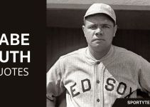 36 Famous Babe Ruth Quotes Of All Time