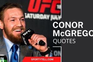 50 Best Conor McGregor Quotes