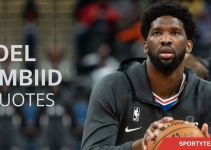 Inspirational Joel Embiid Quotes