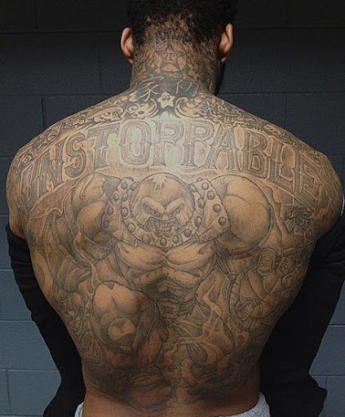 Most Tattooed NBA Players