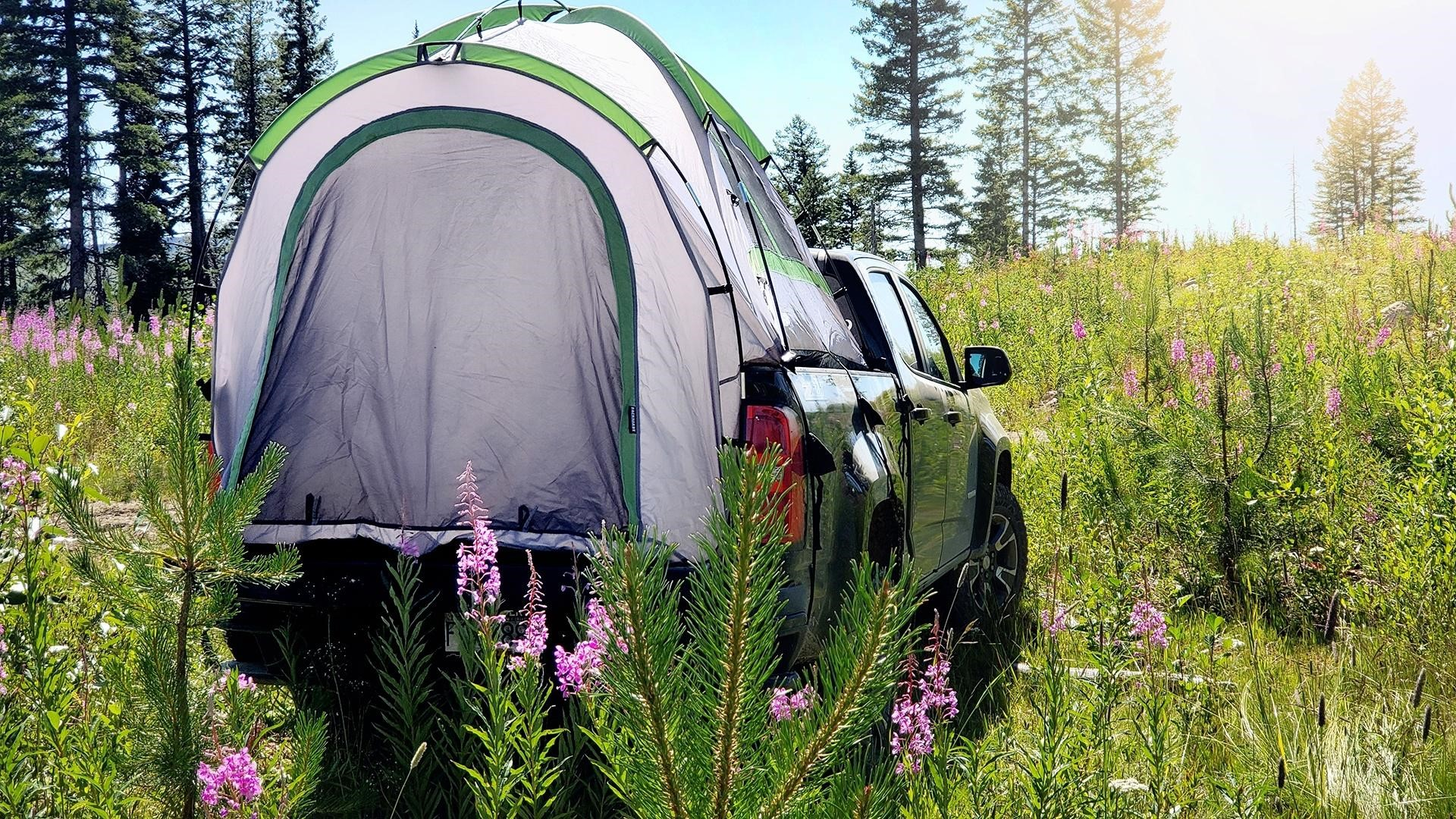 How a Truck Tent Can Help You Crush Spring Camping