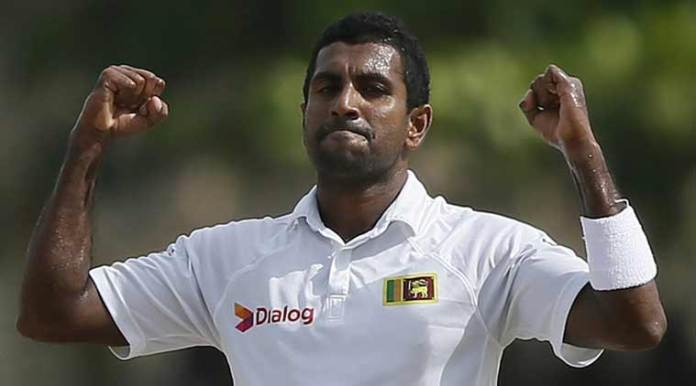 Dhammika Prasad Retires At 37 After Last Playing For Sri Lanka In 2015