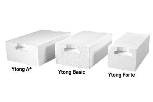 Blocurile de BCA de peste 25 cm, recomandate pentru realizarea peretilor structurali
