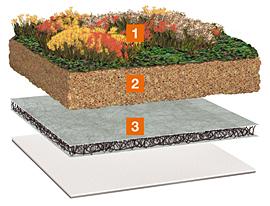 Cum se instaleaza un acoperis verde
