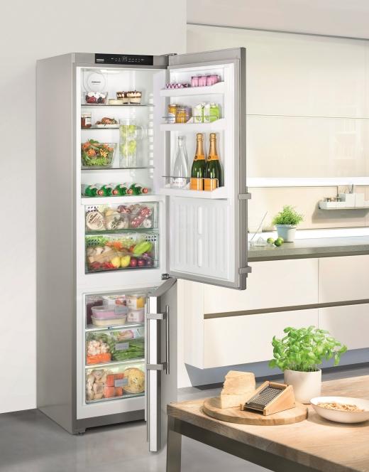 Liebherr lanseaza cea mai eficienta combina frigorifica din lume