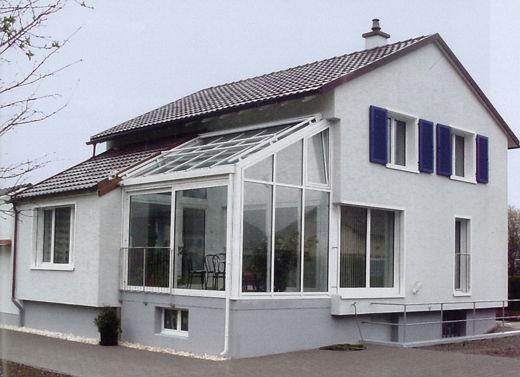 Casa din 1953 transformata in casa pasiva a anilor 2000