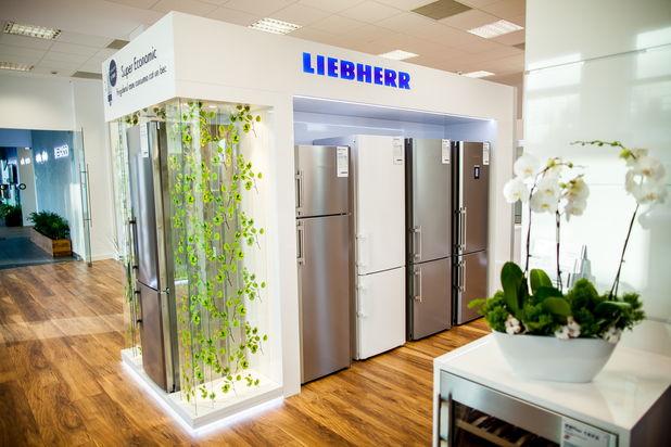Liebherr lanseaza in Bucuresti primul magazin mono-brand din Europa