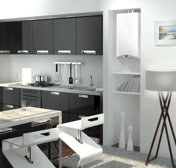 Recomandări de centrale Ariston pentru încălzirea unui apartament de 65 mp