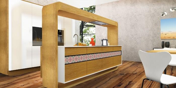 Formmat: mobilier de bucătărie de esenţă românească