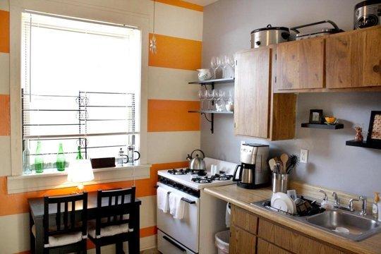 Idei de amenajare: combinații de culori pentru bucătăriile mici