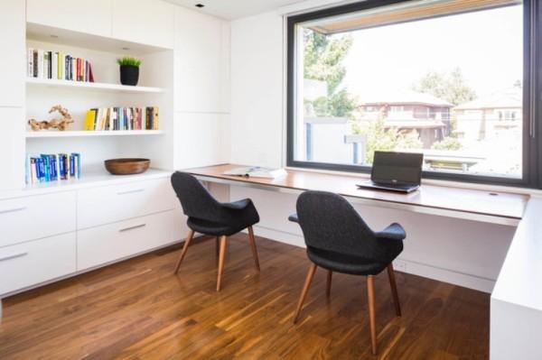 Biroul de acasă sau la birou exact ca acasă?