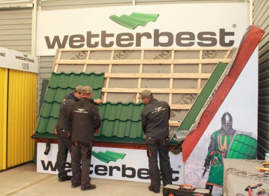 Școala Wetterbest pentru montatori de țiglă metalică, o schimbare pentru generațiile următoare
