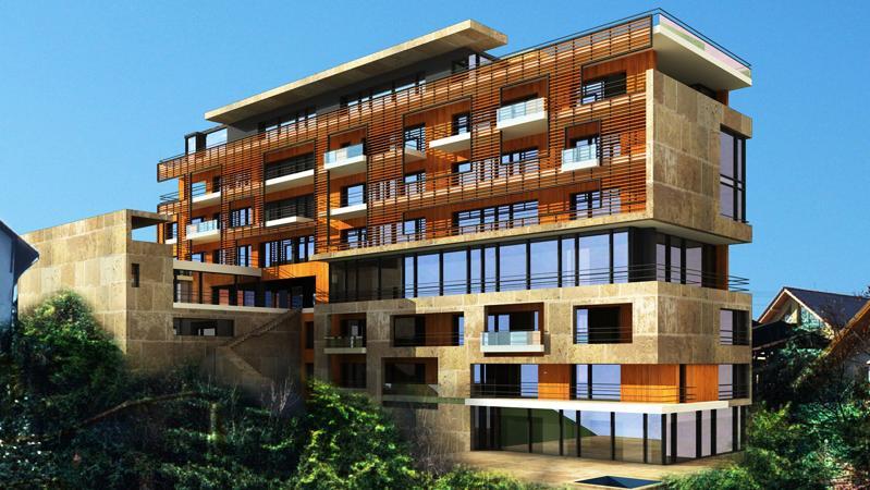 Tendinţe: primele blocuri de locuinţe verzi din România