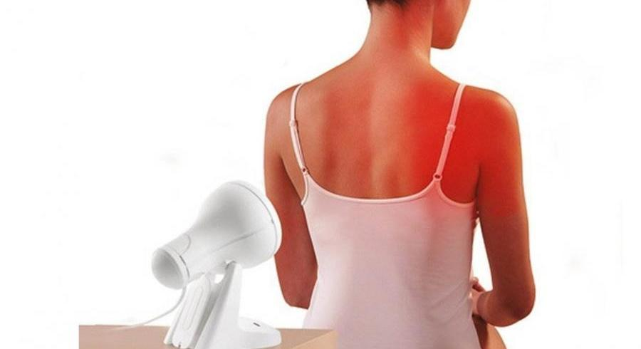 Terapia cu lumină la tine acasă: becuri cu lumină infraroșie